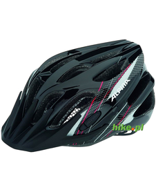 juniorski kask rowerowy Alpina FB Junior 2.0 Flash czarny