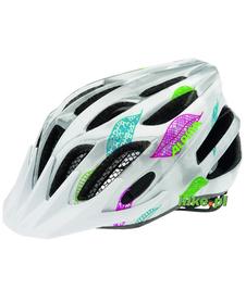 juniorski kask rowerowy Alpina FB Junior 2.0 Flash biały