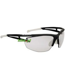 okulary sportowe Alpina Eye-5 HR VL+ czarne matowe