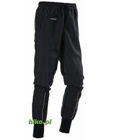 męskie wiatroszczelne spodnie Dobsom R-90 czarne