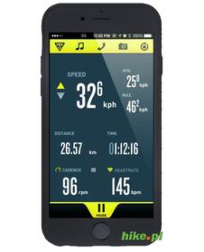 uchwyt rowerowy na telefon iPhone 6 Topeak Ride Case czarny