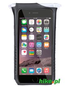 rowerowe etui na telefon Topeak SmartPhone Drybag iPhone 7/6s/ 6+ czarne