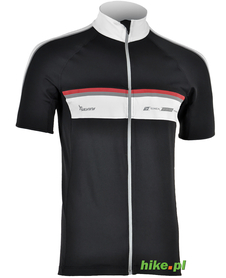 męska koszulka rowerowa Silvini Accrone czarna