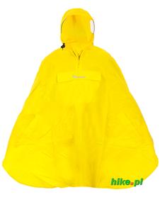 płaszcz przeciwdeszczowy poncho Silvini Ronco żółty