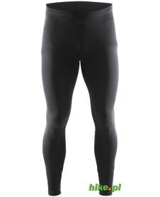 Craft Prime Tights - męskie legginsy do biegania - czarne