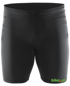 Craft Prime Short Tights - męskie spodenki do biegania - czarne ss16