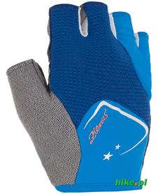 Ziener Cenna - damskie rękawiczki rowerowe - niebieskie