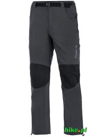 Viking Globtroter - spodnie trekkingowe unisex - szare