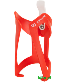 SKS Germany Topcage - koszyk na bidon rowerowy - czerwony