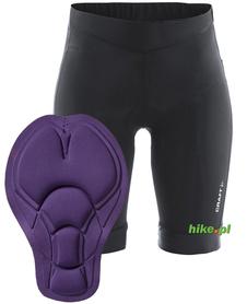 Craft Motion Shorts - damskie spodenki rowerowe - czarne SS15