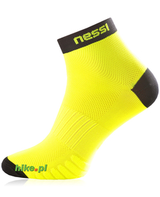 Nessi RSN2 - skarpety do biegania - żółte