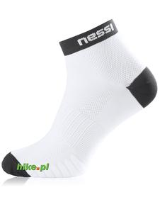Nessi RSN1 - skarpety do biegania - białe