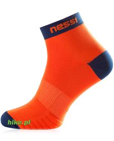 Nessi RSN3 - skarpety do biegania - pomarańczowe