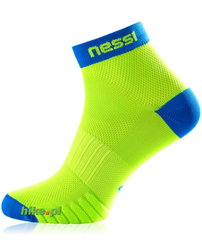 Nessi RSN4 - skarpety do biegania - zielone