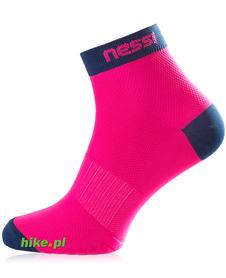 Nessi RSN5 - skarpety do biegania - różowe