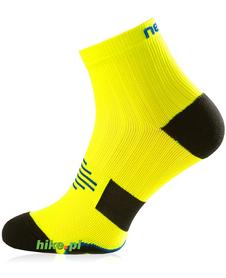 Nessi RMN2 - skarpety do biegania - żółte
