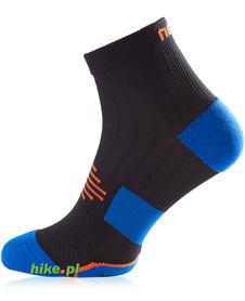 Nessi RMN9 - skarpety do biegania - czarno-niebieskie