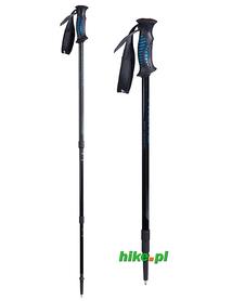 Viking Kalio - kije trekkingowe na trudny teren - czarne