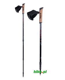 Viking Kube - kije do nordic walking z systemem Clip-On