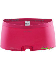 Craft Cool Seamless Boxer - damskie bokserki - różowe SS15