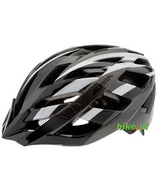 Alpina Panoma - kask rowerowy - czarno-tytanowy