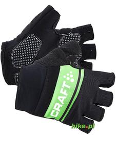 Craft Classic Glove - rękawiczki rowerowe - czarno-zielone