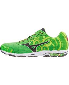 Mizuno Wave Hitogami 2 - buty startowe do biegania - zielone