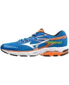 Mizuno Wave Connect 2 - buty do biegania - niebieskie