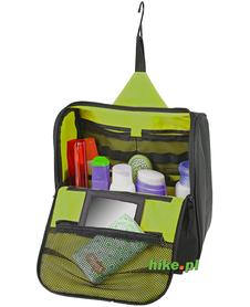 Brunner Holiday - kosmetyczka turystyczna - szaro-zielona