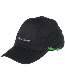 Viking Barak - czapka z daszkiem - czarna