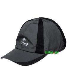Viking Leo - czapka z daszkiem - szaro-czarna