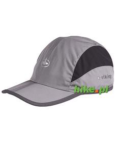 Viking Connor - czapka ze składanym daszkiem - szara