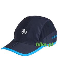 Viking Connor - czapka ze składanym daszkiem - czarna