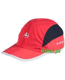 Viking Connor - czapka ze składanym daszkiem - czerwona