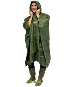 Brunner Rainman - peleryna przeciwdeszczowa - zielona