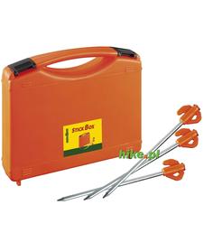 Brunner Stick Box - zestaw 20 stalowych szpilek