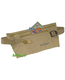 Brunner Money Belt - saszetka - beżowa