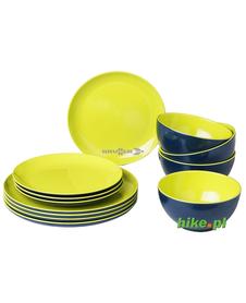 Brunner Midday Junle Blue - zestaw obiadowy