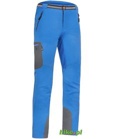Milo Vino - męskie spodnie - niebieskie