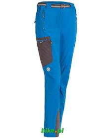 Milo Vino Lady - damskie spodnie - niebieskie
