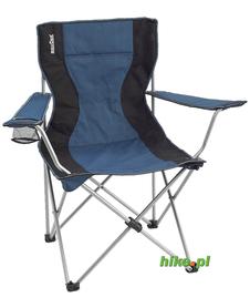 Brunner Armchair Classic - składane krzesło turystyczne - niebiesko-czarne
