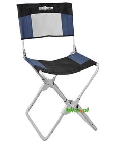 Brunner Pico Camp - składane krzesło turystyczne - niebiesko-czarne