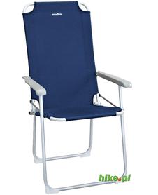Brunner Sangria - składane krzesło turystyczne - granatowe