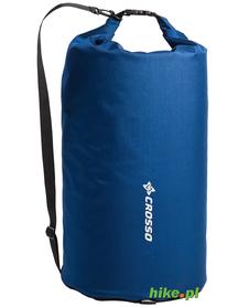 Crosso Expert Bag 50 L - worek transportowy na tylny bagażnik - niebieski