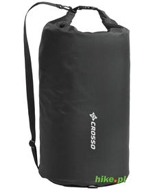 Crosso Expert Bag 50 L - worek transportowy na tylny bagażnik - czarny
