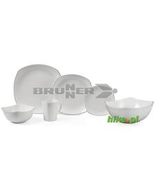 Brunner Opera - zestaw naczyń obiadowych