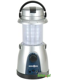 Brunner EcoDyno Camplamp - lampa turystyczna dynamo
