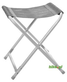 Brunner Kerry Stool - składany stołek turystyczny - szary