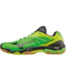 Mizuno Wave Mirage - buty halowe - zielone