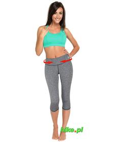 Gwinner Slimming Capri II - wyszczuplające krótkie legginsy damskie